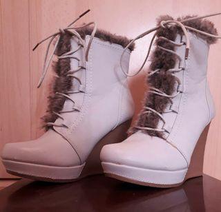 botas talla 38 usado