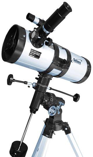Telescopio reflector SEBEN e 1000-114 EQ3