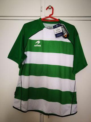 camiseta fútbol Astore