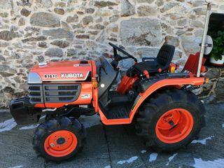 Tractor kubota 1610