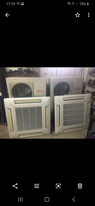 aire acondicionado Fujitsu 10.000 frigorias