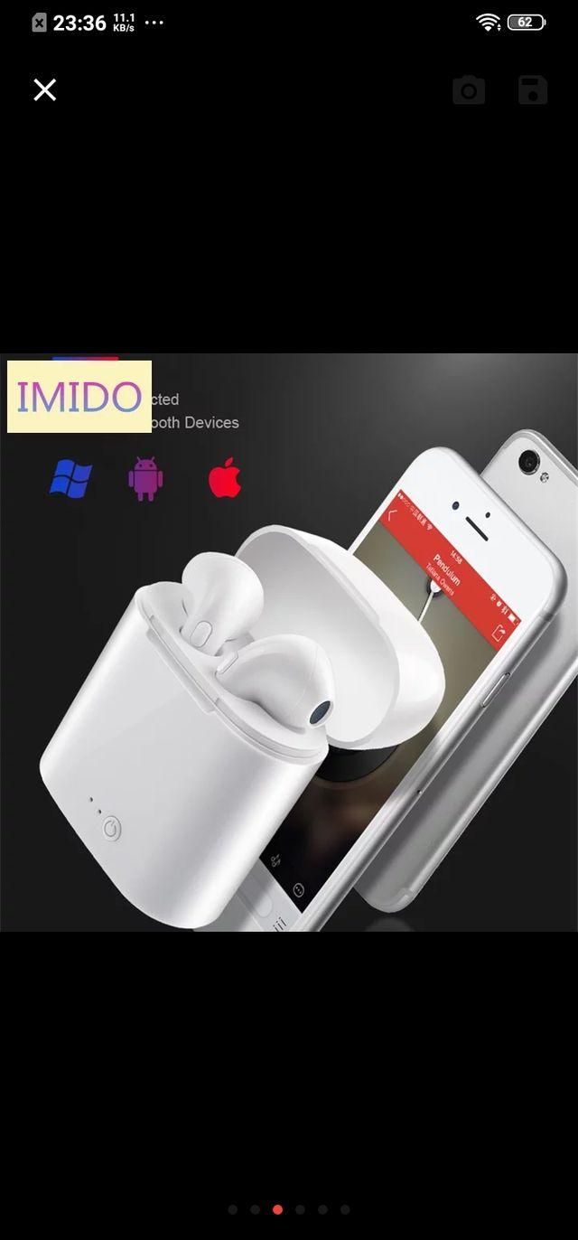 Bluetooth wireless earphone extra stereo earphone