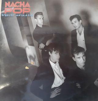 LP Vinilo Nacha Pop