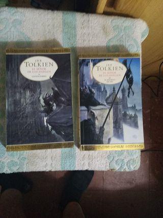 libros de el señor de los anillos