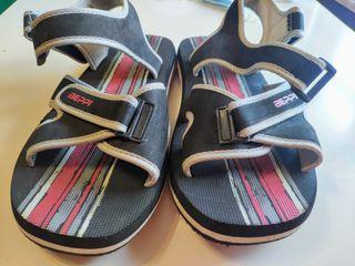Sandalias de playa - talla 43
