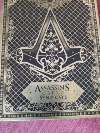 Steelbook Assasins Creed Syndicate.