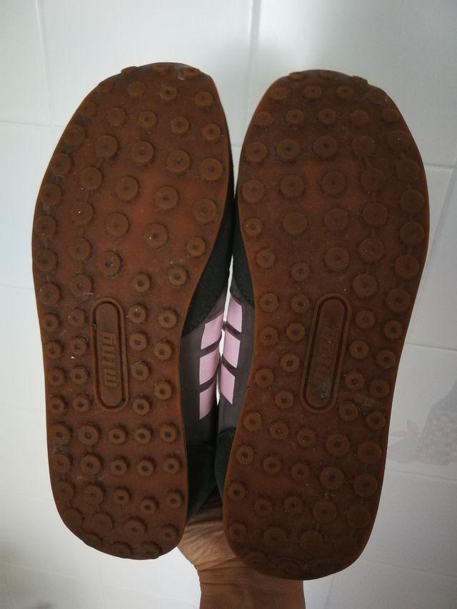 zapatillas Mistral chica