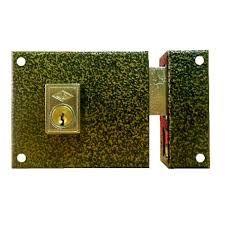 Cerradura CVL sobreponer llave sola 1124A/1 14