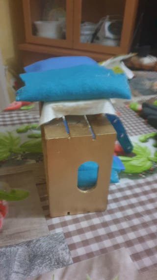 mubles casas de muñecas
