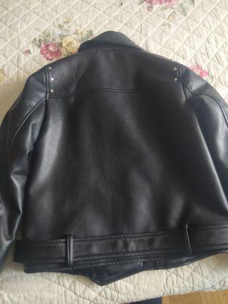 chaqueta niña talla 9