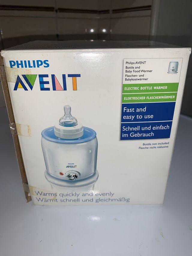Calienta biberón Philips Avent