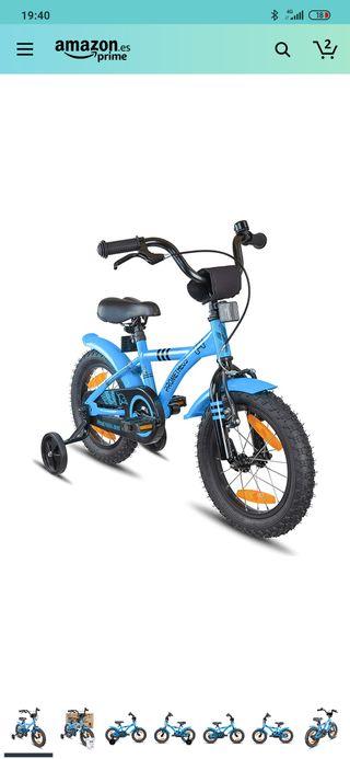 Bici Prometheus Freno Contrapedal