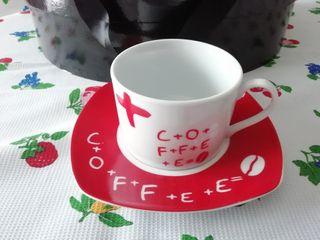 Juego de café