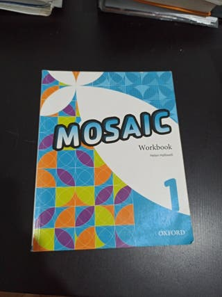 Mosaic 1o ESO Workbook Inglés