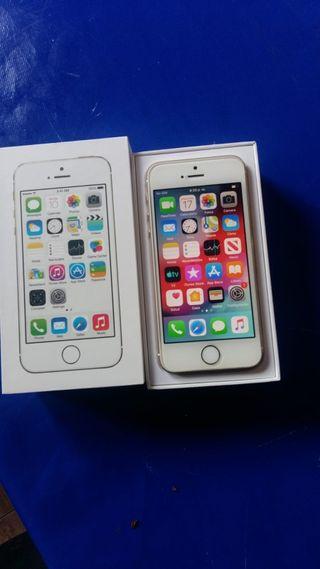 iphone 5s perfecto estado¡¡¡