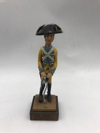 Antigua Figura de Plomo 830 gramos