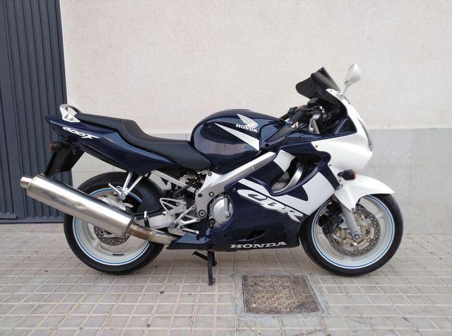 HONDA CBR 600F 4i