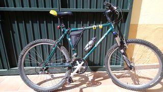 Bicicleta Orbea Súper restaurada