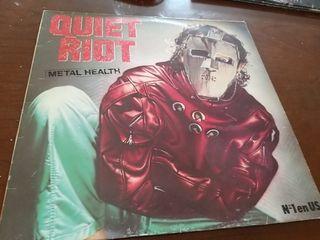 LP QUIET RIOT - METAL HEALTH