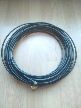 Cable Pigtail N Macho RP SMA Macho 15 m en Cáceres