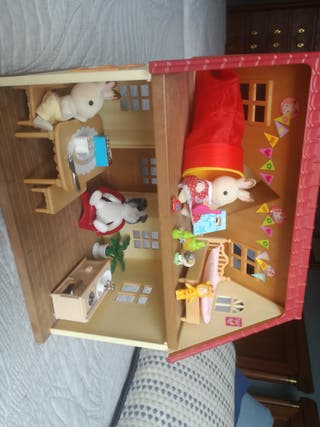 casa de muñecas barata