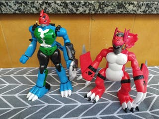 Figura Digimon - Paildramon