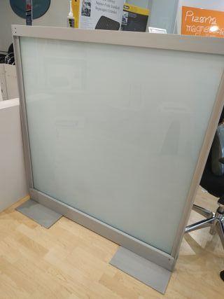 Biombo cristal