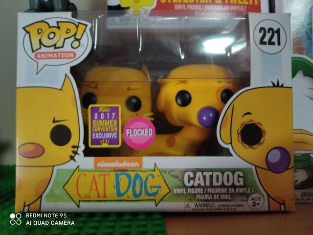 funko pop catdog
