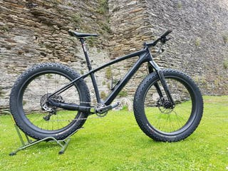 FAT BIKE AJRAM, FULL CARBONO T-M