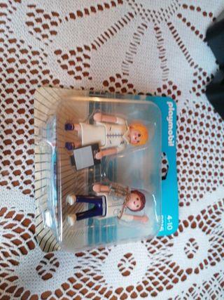 Figuritas Playmobil Dúo Pack Crucero