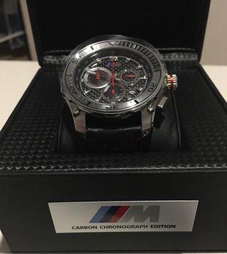 BMW M Watch Carbon Chrono