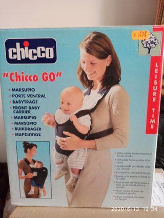 Mochila portabebés Chicco