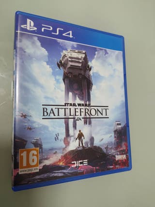 Starwars Battlefront PS4
