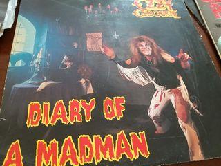Ezzy Esbourne - Diary of a madman - LP