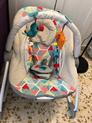 Hamaca-balancín bebé