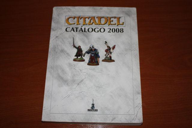 Catálogo citadel de warhammer
