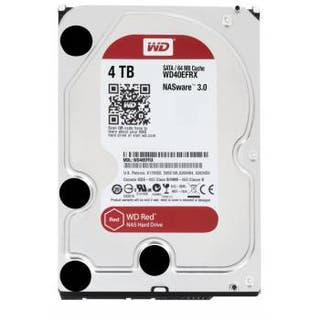 Disco Duro WD red NAS 4TB