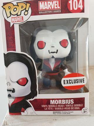 Funko pop morbius