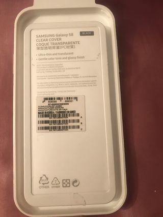 Funda Samsung Galaxy S8 nueva