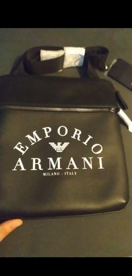 BANDOLERA EMPORIO ARMANI