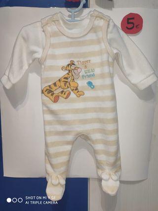 Conjunto bebé 2 piezas Disney- Winnie the Pooh.