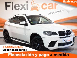 BMW X6 xDrive40d M Performance