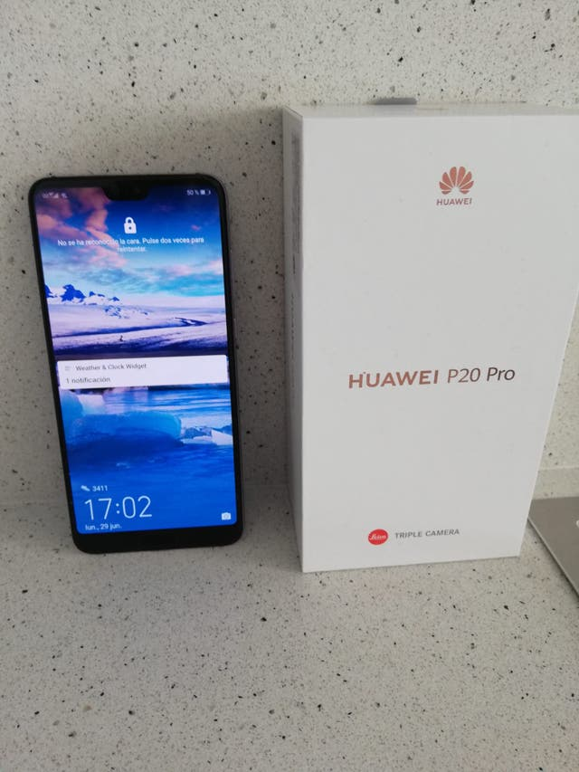 Huawei P20 PRO IMPECABLE