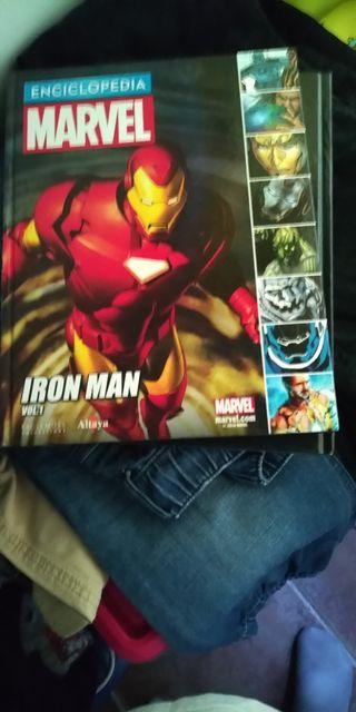 comic iron man