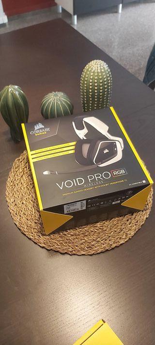 Corsair Void Pro RGB (leer bien)