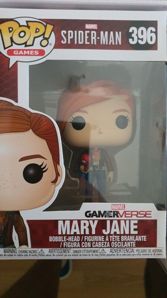 Funko Pop Mary Jane Spiderman