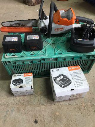 Motosierra Stihl de batería MSA 120C