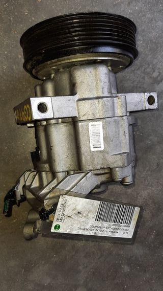 compresor aire acondicionado Dacia Sandero, Lodgy