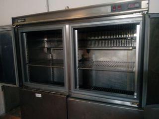 cámara armario frigorífico