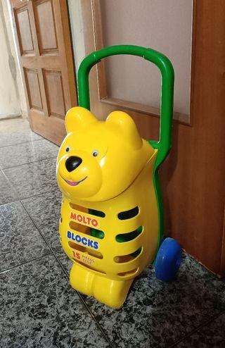 carrito juguetes